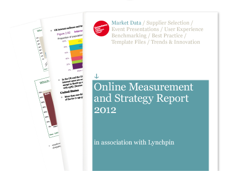 Online Measurement and Strategy Report