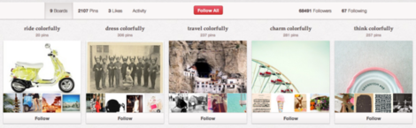 Pinterest best practice tips