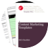 Cover for Content Requirements Briefing Document - Digital Marketing Template Files