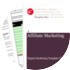 Cover for Measuring Affiliate Marketing: Goals, Objectives and KPIs - Digital Marketing Template Files