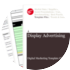 Cover for Display: Media Plan and Forecast - Digital Marketing Template Files