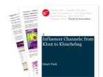 Cover for Smart Pack: Influencer Channels: From Klout to Klouchebag