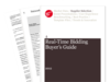 Cover for Real-Time Bidding (RTB) Buyer's Guide