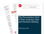 Cover for The Presentation Style of Web Analytics Data and Decision-Making