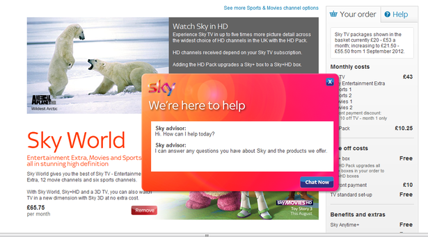 Sky TV and Virgin Media: how easy is it to switch loyalties