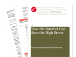 Cover for How the Internet Can Save the High Street