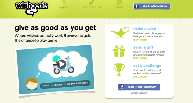 Start Me Up! A profile of wishgenie – Econsultancy