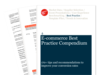 Cover for E-commerce Best Practice Compendium