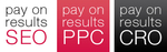 PAY ON RESULTS SEO, PPC & CRO from Strategy Internet Marketing