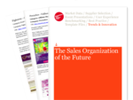 Cover for The Sales Organization of the Future