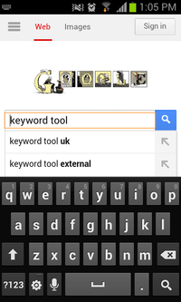 How to evaluate site performance and identify valuable keywords for mobile SEO