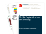 Cover for Mobile Sophistication and Strategy Report