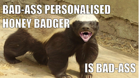 Social data - the honey badger of personalisation