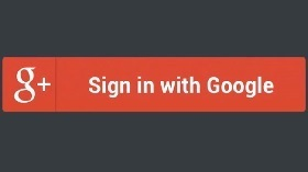 Google Plus Sign-In