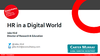 Cover for HR in a Digital World (Australia)