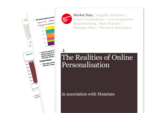 Cover for The Realities of Online Personalisation