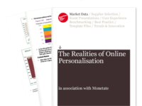 The Realities of Online Personalisation