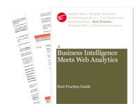 Business Intelligence Meets Web Analytics: Breaking down the silos
