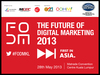 Cover for The Future of Digital Marketing (FODM) Malaysia 2013 Presentations