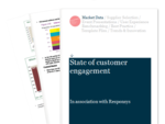 Cover for State of Customer Engagement Report
