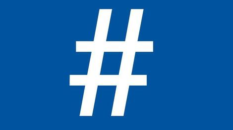 The innocuous hashtag