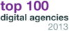 Cover for Top 100 Digital Agencies Report