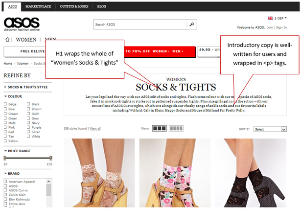 generic strategy of asos How to redefine your company's core strategy share  revamping your core strategy is one of the greatest  10 products you should never buy generic.