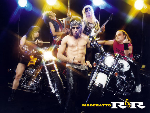 Moderatto. No, I don't know either.