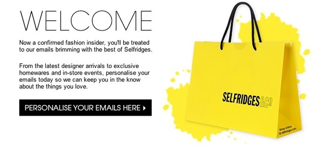 11 Useful Tips For Designing Welcome Emails Econsultancy