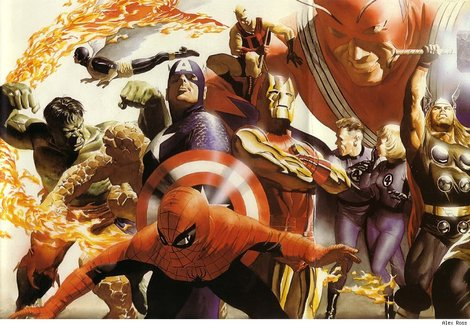 Content marketing the mighty Marvel way