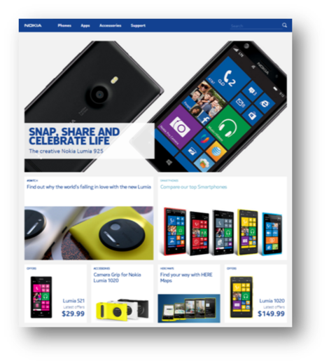 nokia referral marketing