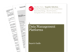Cover for Data Management Platforms (DMPs) Buyer's Guide