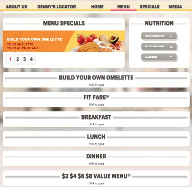 denny s from roadside diner to digital econsultancy