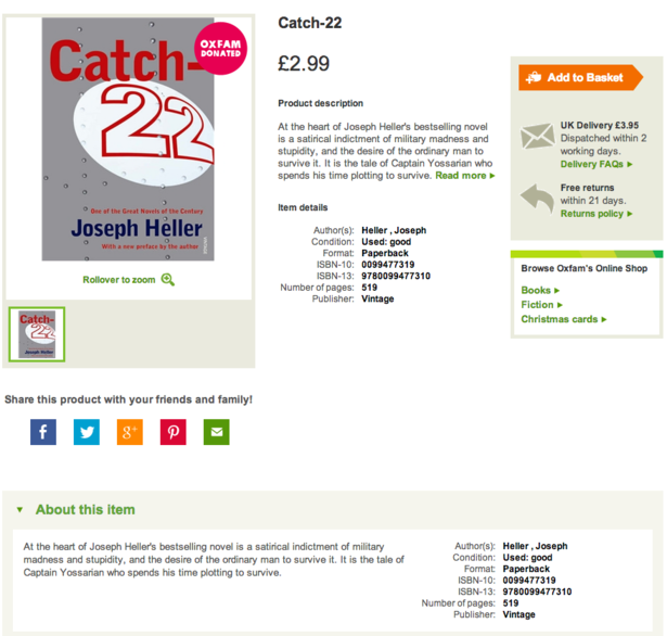 how to sell second hand books online uk