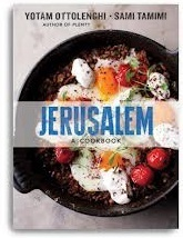 Jerusalem cookbook cover