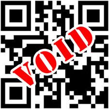 Void QR Code