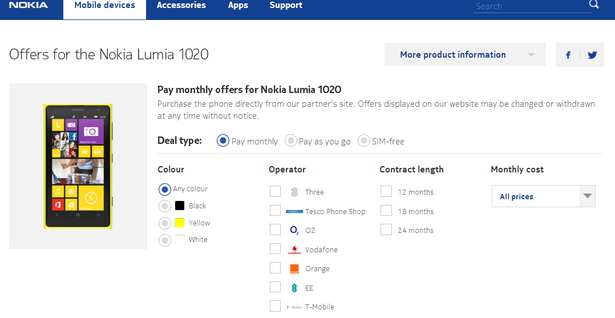 Nokia Referral Engine