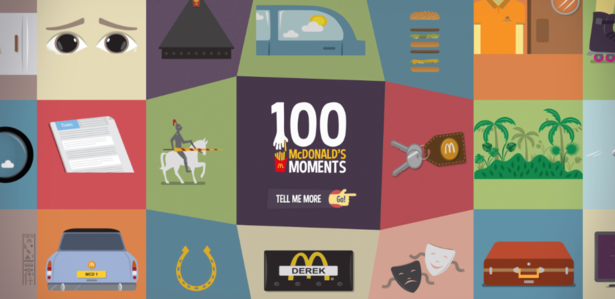 Six innovative online advent calendars from brands | Econsultancy
