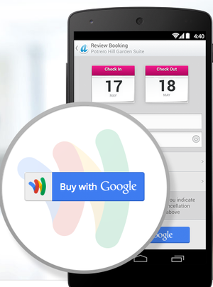 2014: the year of 'Buy with Google'?