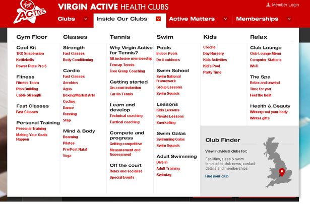 virgin active personal trainer price