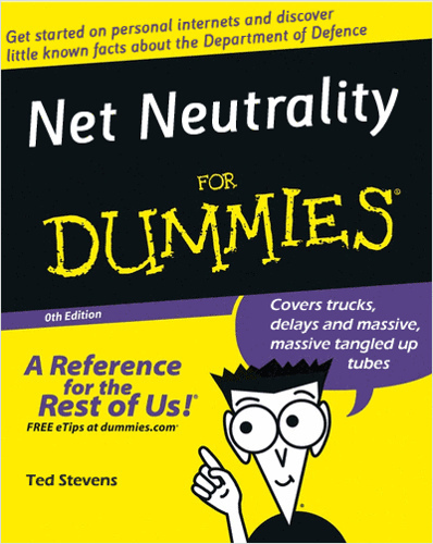 net neutrality for dummies