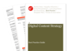 Cover for Digital Content Strategy Best Practice Guide