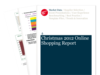 Cover for Christmas 2013 Online Shopping Survey Report