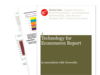 Cover for Technology for Ecommerce Report