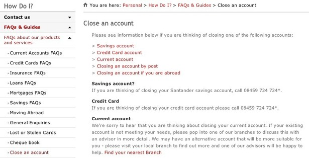 Cancelling A Credit Card Online Why Is It So Difficult Econsultancy