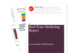 Cover for Real-Time Marketing Report