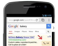 click-to-call mobile search