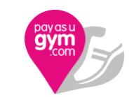 payasUgym.com logo