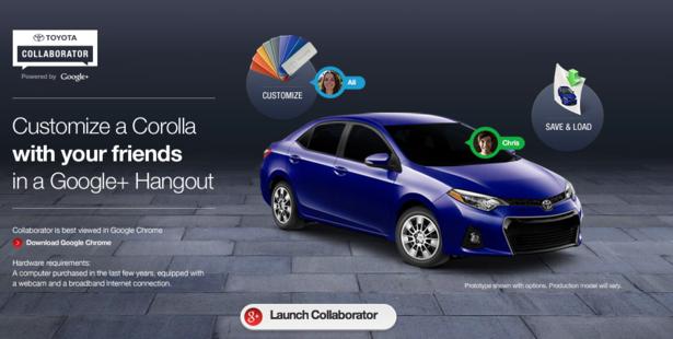 Toyota Collaborator