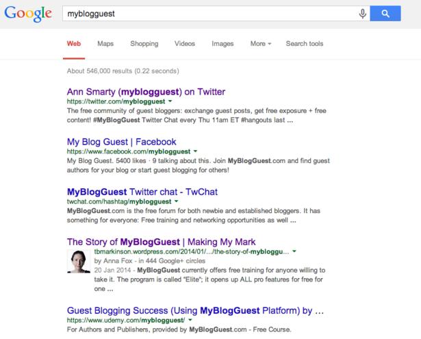 Google 'takes action' against major guest blog network